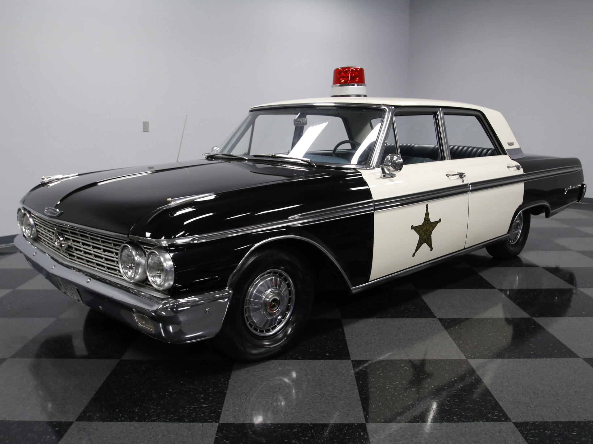 1962 Ford Galaxie Streetside Classics The Nations Trusted 1970 Police Car Show More Photos