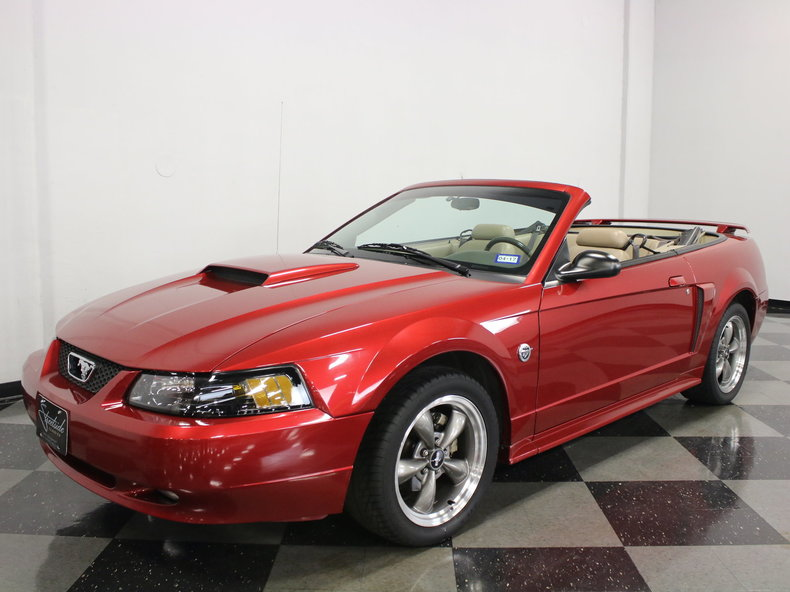 For Sale: 2004 Ford Mustang