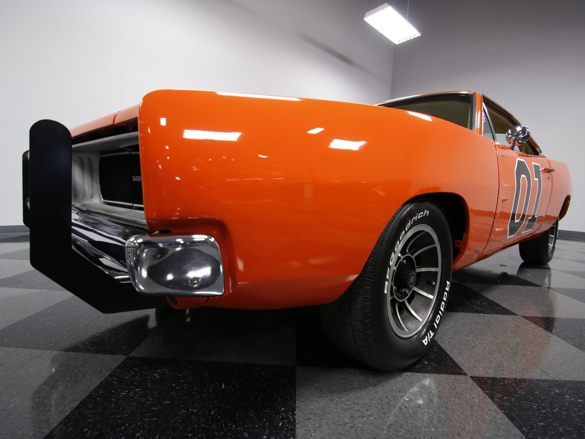 1968 Dodge Charger Streetside Classics The Nations Trusted General Lee Show More Photos