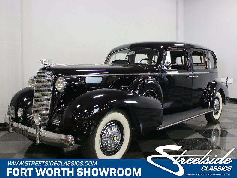 For Sale: 1937 Cadillac Fleetwood
