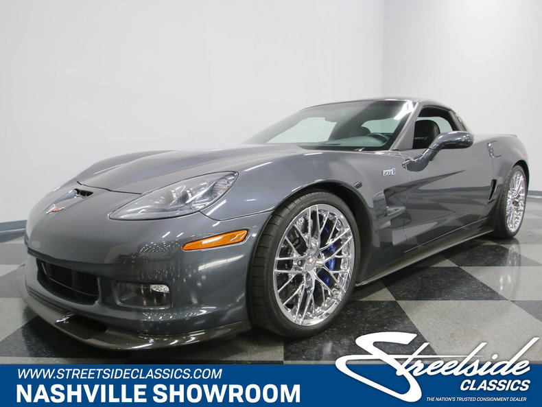 For Sale: 2010 Chevrolet Corvette