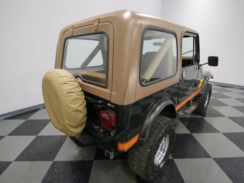 1982 1982 Jeep CJ7 For Sale