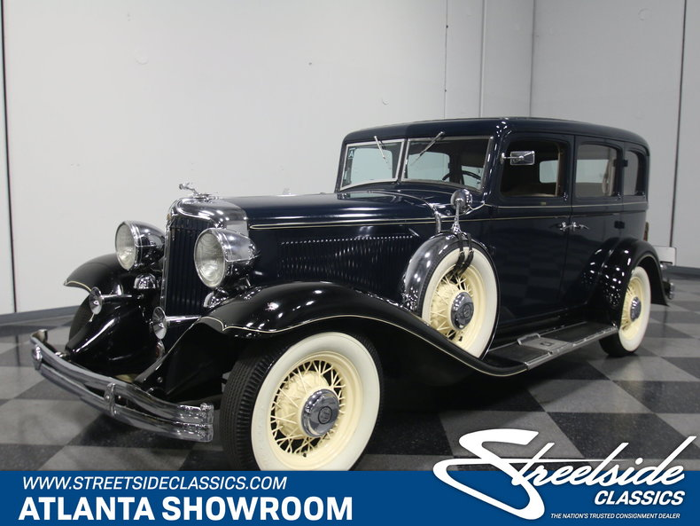 For Sale: 1932 Chrysler CP8