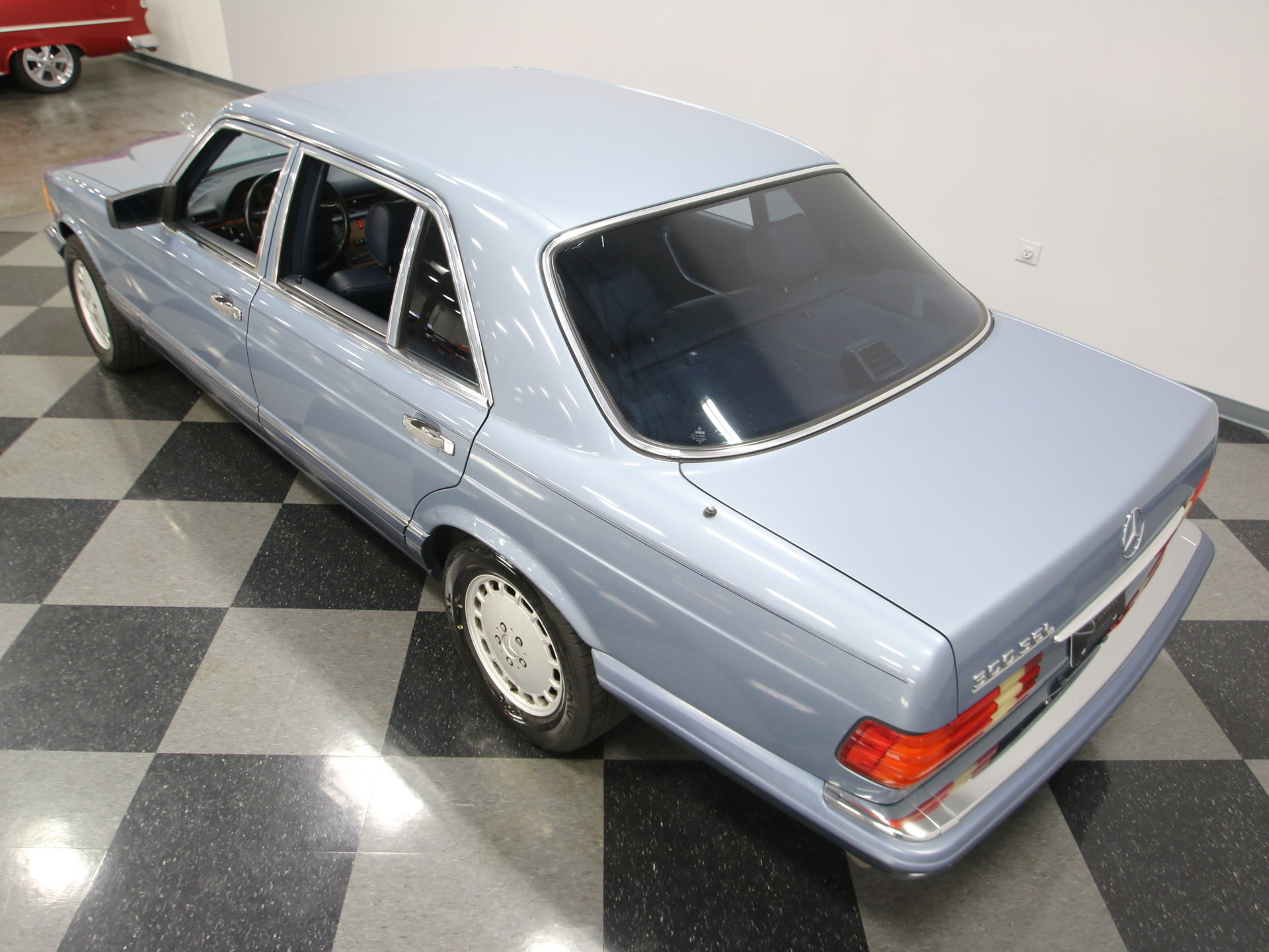 1989 Mercedes Benz 300 Sel Streetside Classics The Nations 1991 500sl Timing Belt View 360