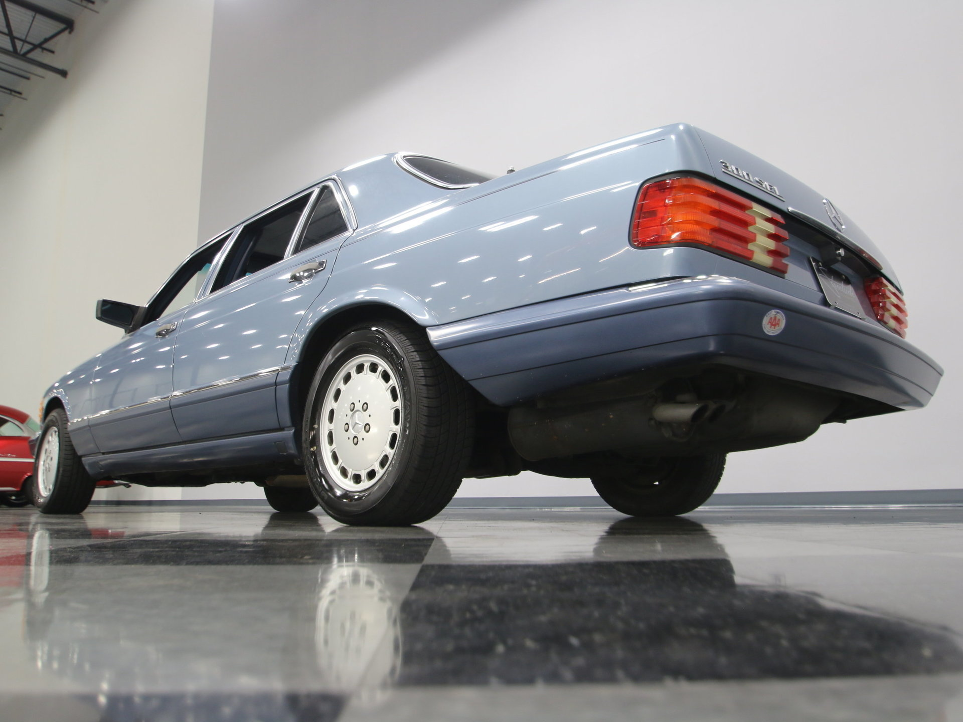 1989 Mercedes Benz 300 Sel Streetside Classics The Nations 1992 300e View 360