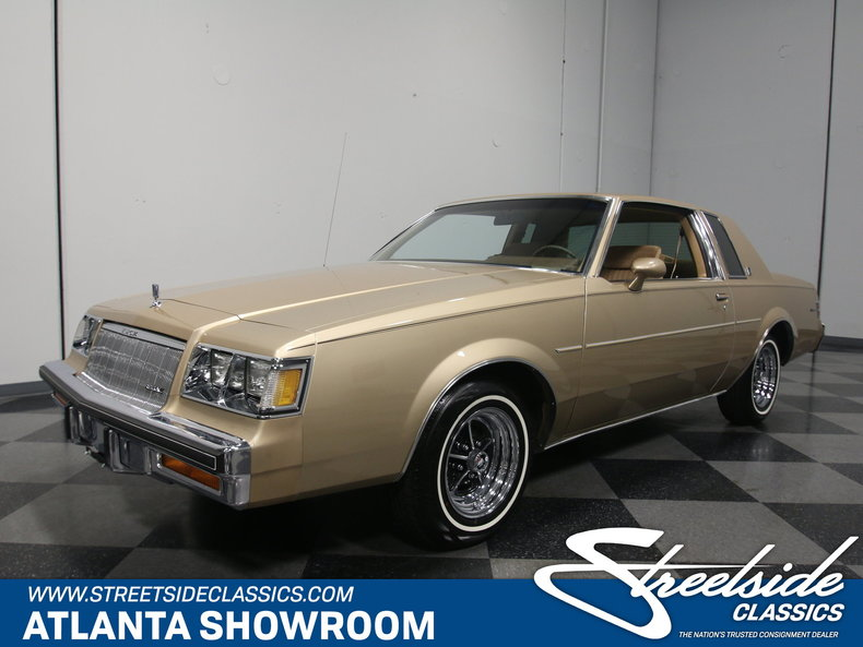 For Sale: 1985 Buick Regal