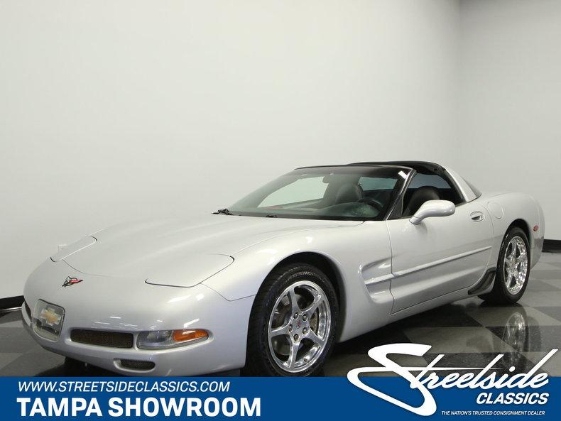 For Sale: 1997 Chevrolet Corvette