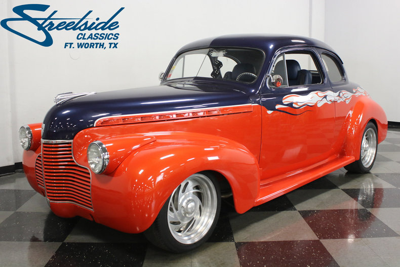 For Sale: 1940 Chevrolet Master Deluxe