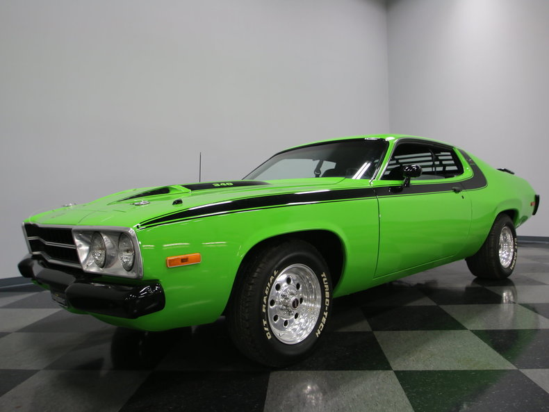 For Sale: 1974 Plymouth Satellite