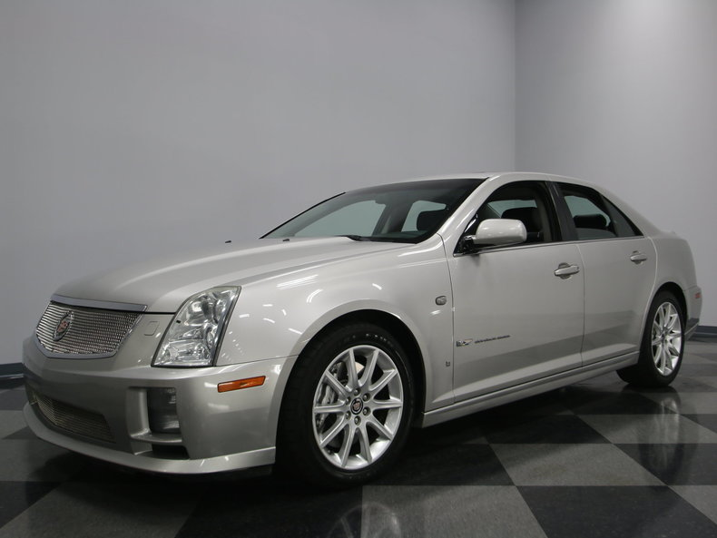 For Sale: 2006 Cadillac STS-V