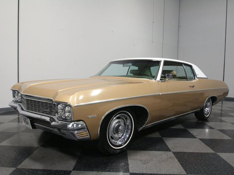 For Sale: 1970 Chevrolet Caprice