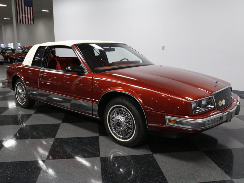 Pristine Auto Sales >> 1986 Buick Riviera | Streetside Classics - The Nation's ...