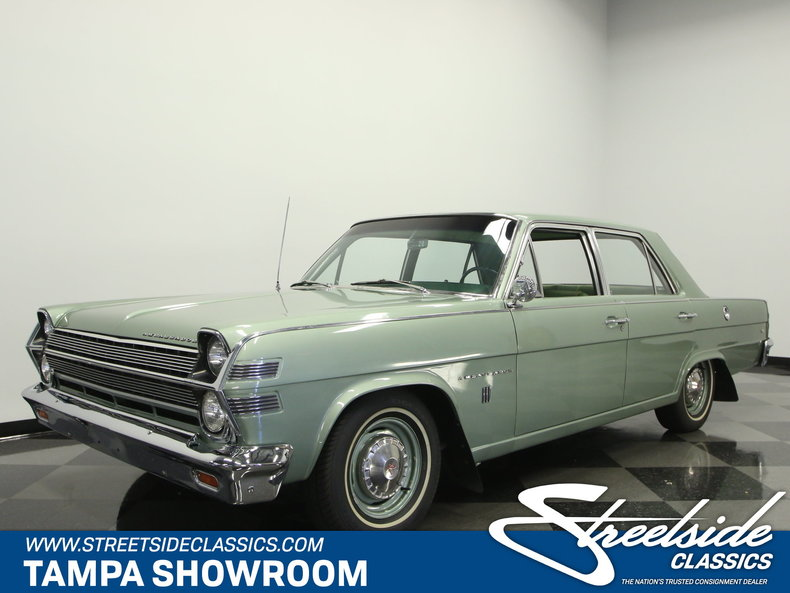 For Sale: 1966 AMC Ambassador 880