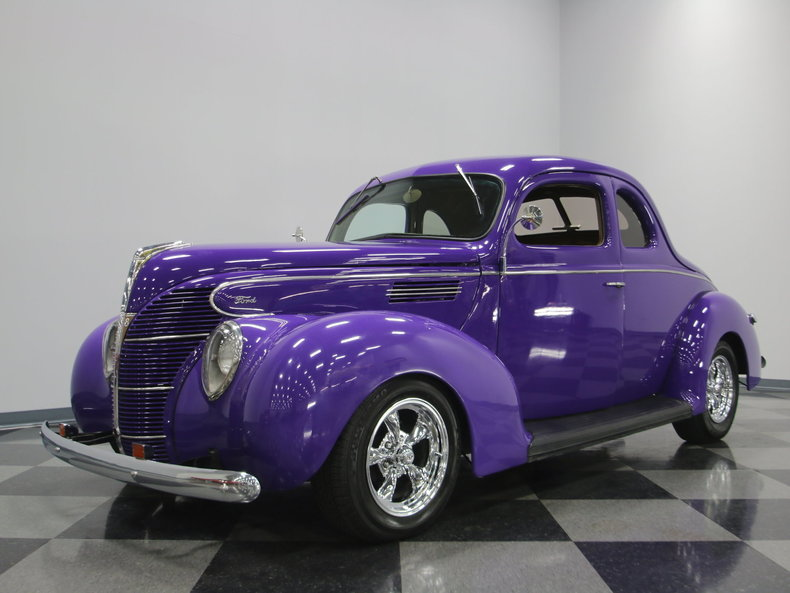 For Sale: 1939 Ford Coupe