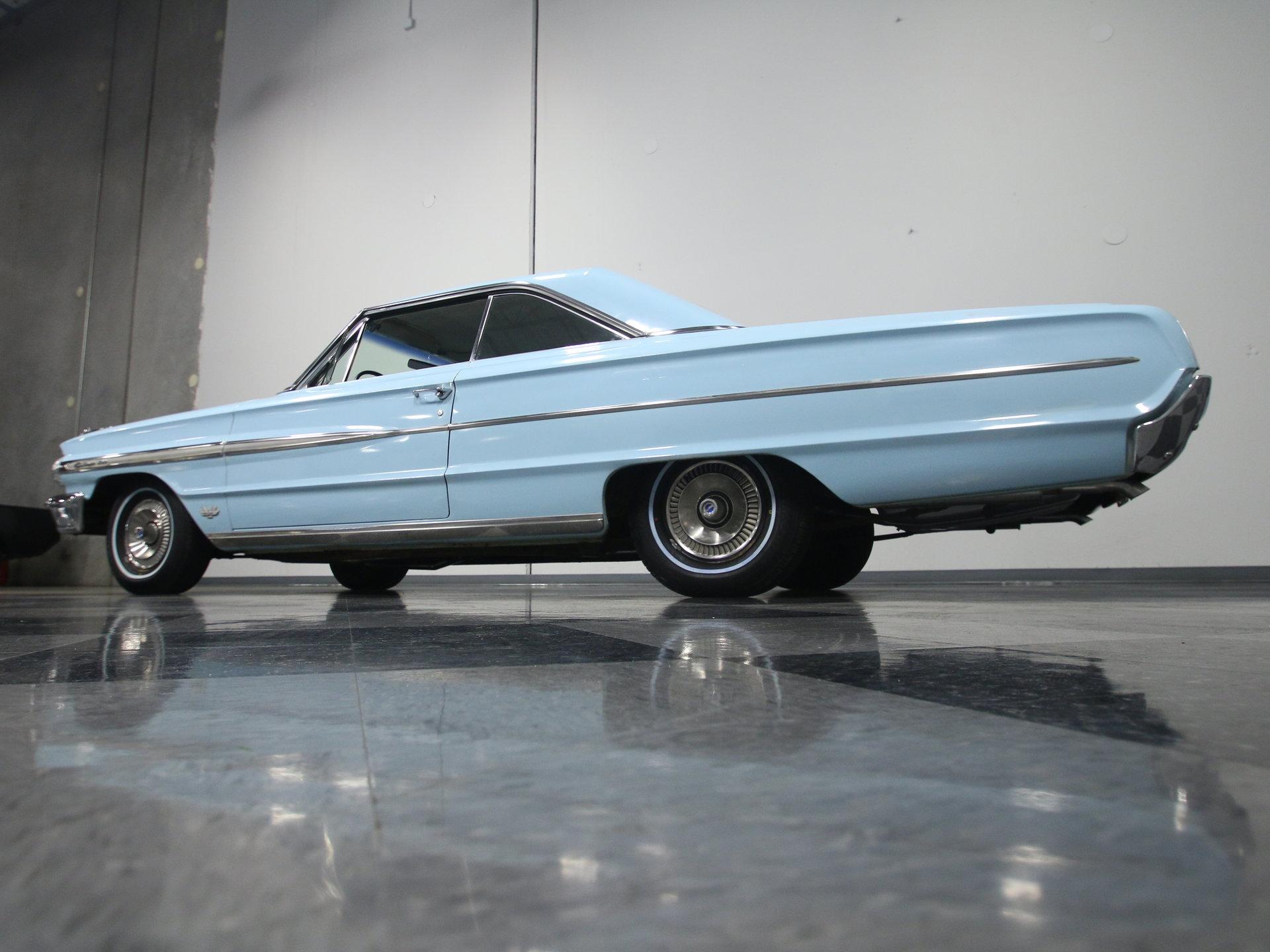 1964 Ford Galaxie 500 For Sale 48517 Mcg Ltd Convertible