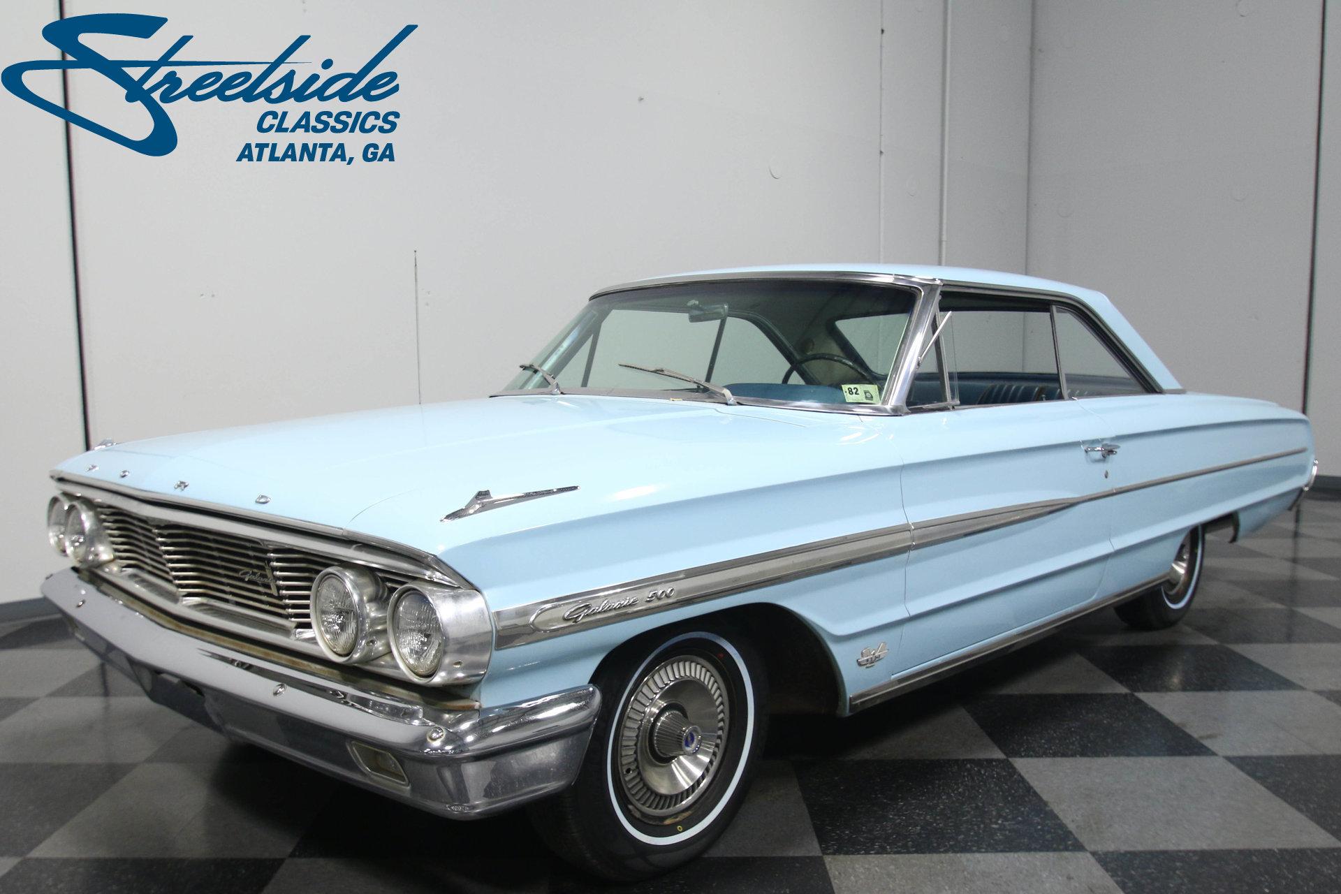 1964 Ford Galaxie 500 For Sale 48517 Mcg Xl