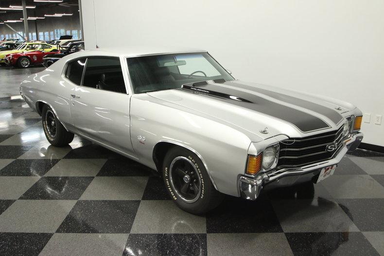 1972 1972 Chevrolet Chevelle For Sale