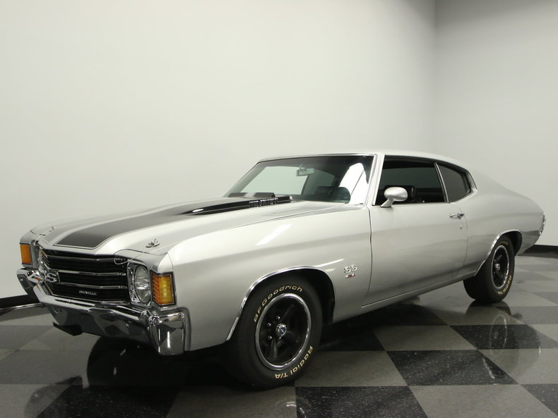 For Sale: 1972 Chevrolet Chevelle