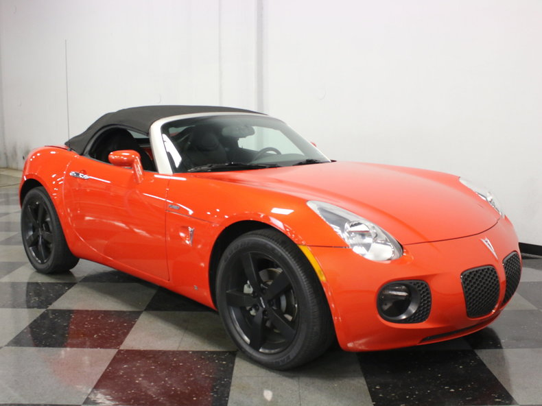 2008 pontiac solstice streetside classics the nation 39 s. Black Bedroom Furniture Sets. Home Design Ideas
