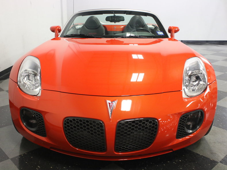 2008 pontiac solstice gxp convertible 2 door ebay. Black Bedroom Furniture Sets. Home Design Ideas