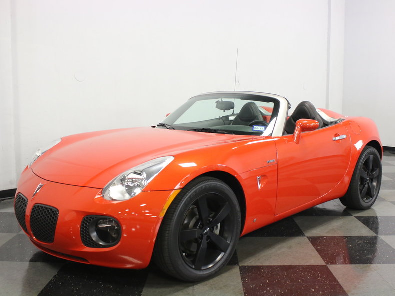 2008 Pontiac Solstice Streetside Classics The Nation S Trusted Classic Car Consignment Dealer