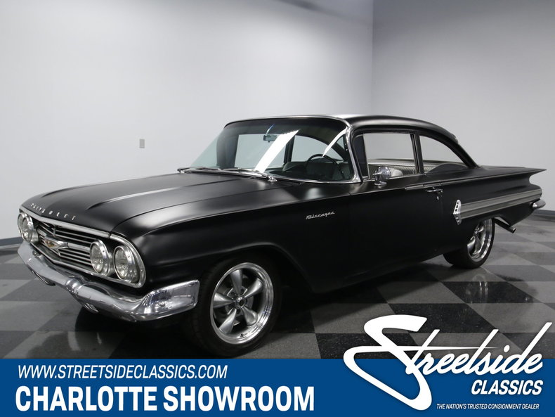 For Sale: 1960 Chevrolet Biscayne