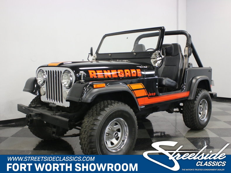 For Sale: 1984 Jeep CJ7