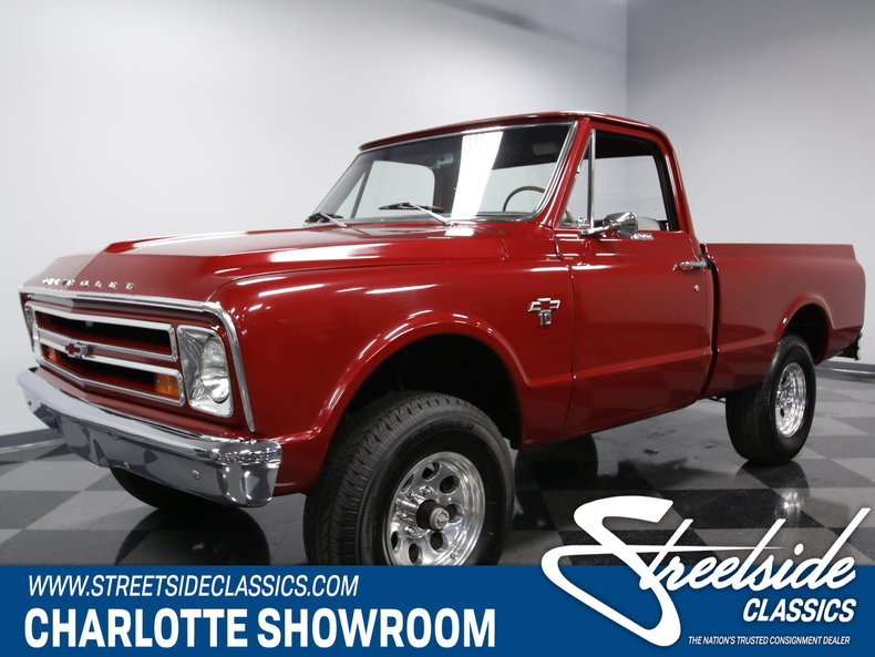 For Sale: 1967 Chevrolet K-10