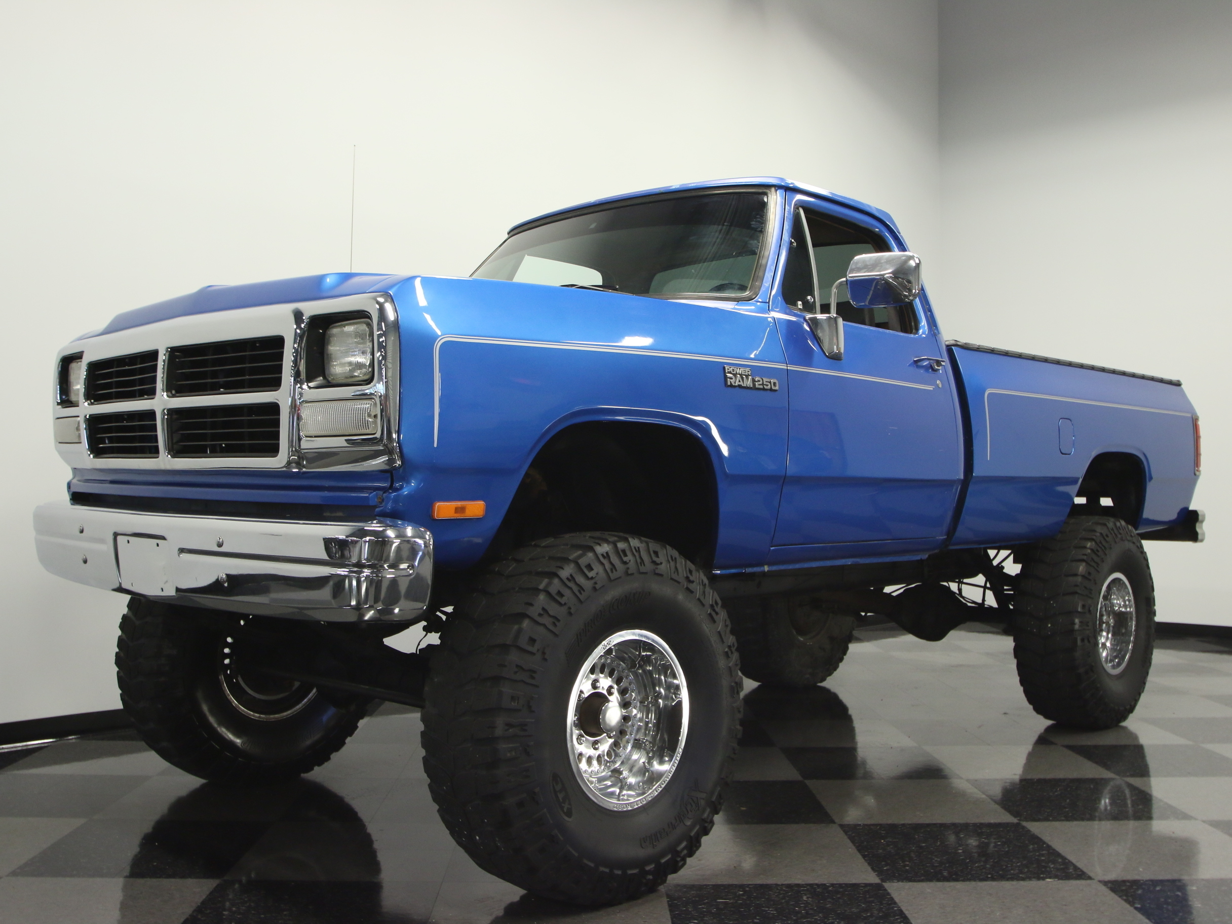 Dallas Car Show >> 1993 Dodge Power Ram 250 | Streetside Classics - The Nation's Trusted Classic Car Consignment Dealer