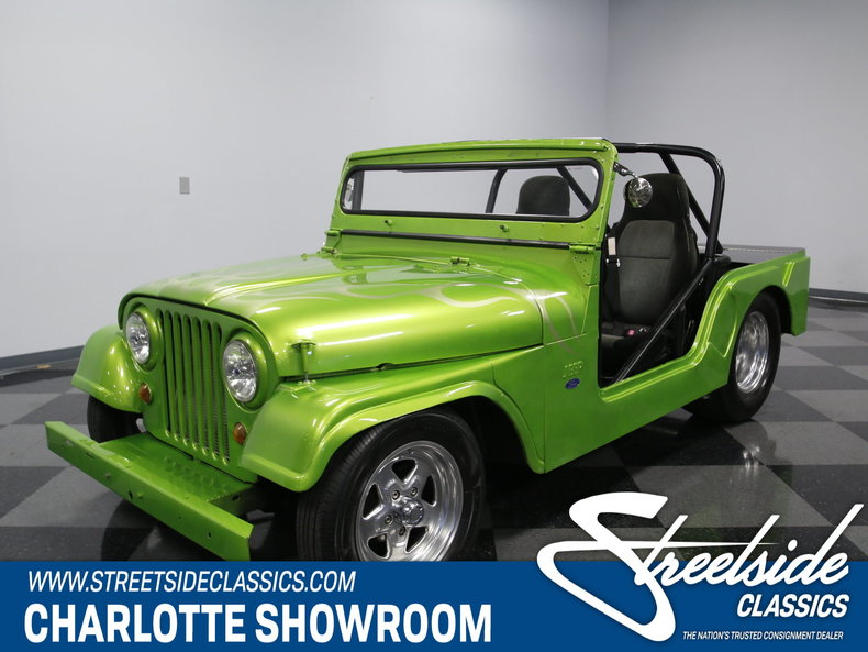For Sale: 1969 Jeep CJ5