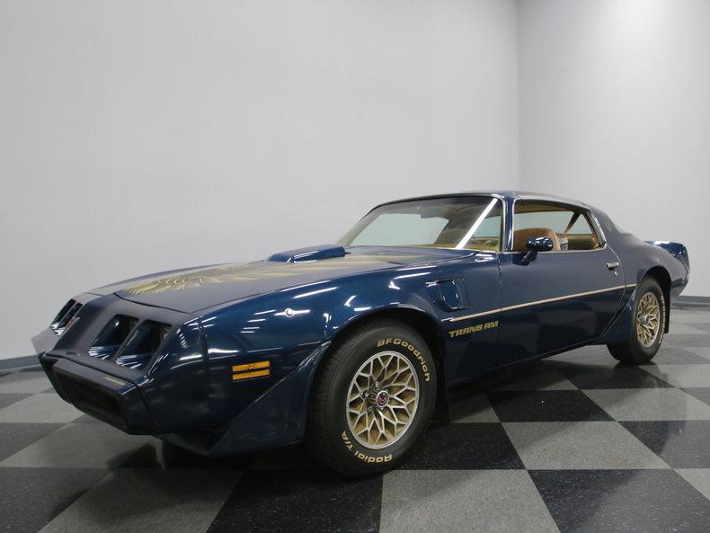 For Sale: 1979 Pontiac Trans Am