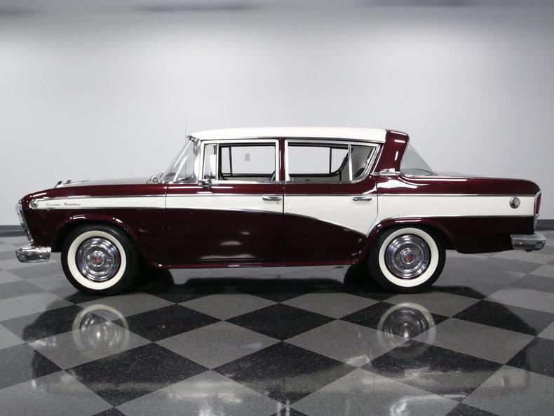1957 AMC Rambler   Streetside Classics - Classic & Exotic ...