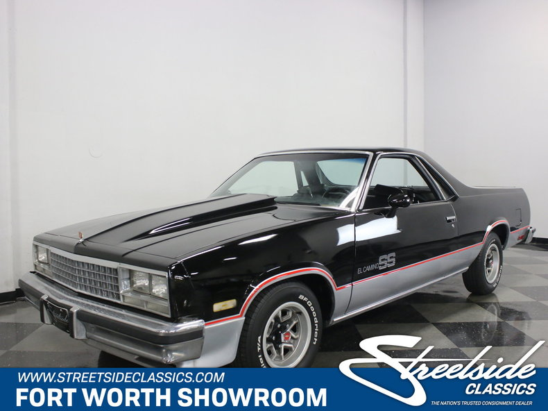 For Sale: 1984 Chevrolet El Camino