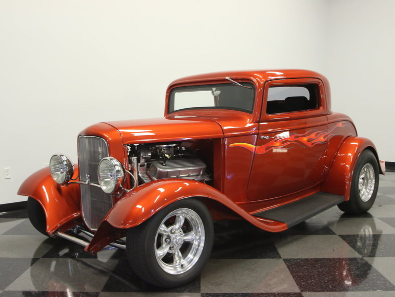 For Sale: 1932 Ford 3 Window Coupe