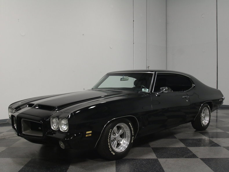 For Sale: 1972 Pontiac GTO