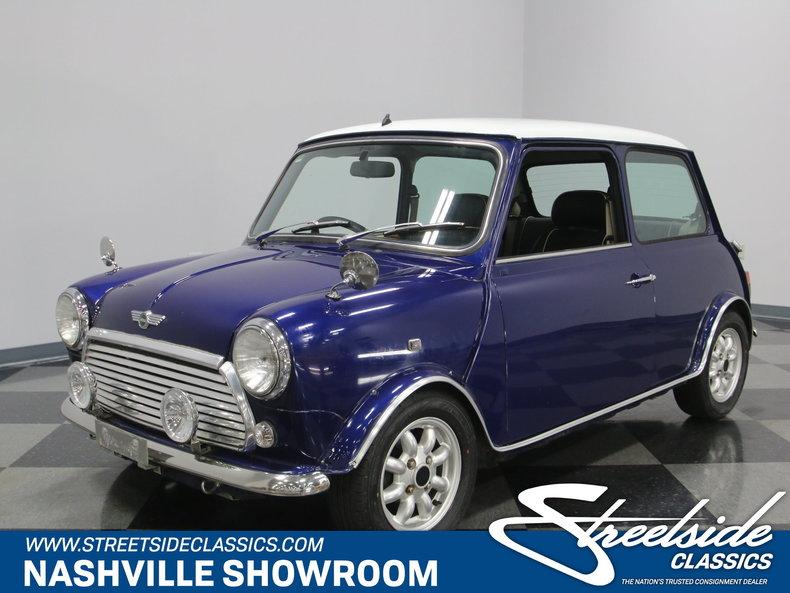 For Sale: 1969 Mini Cooper