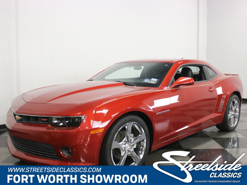 For Sale: 2014 Chevrolet Camaro