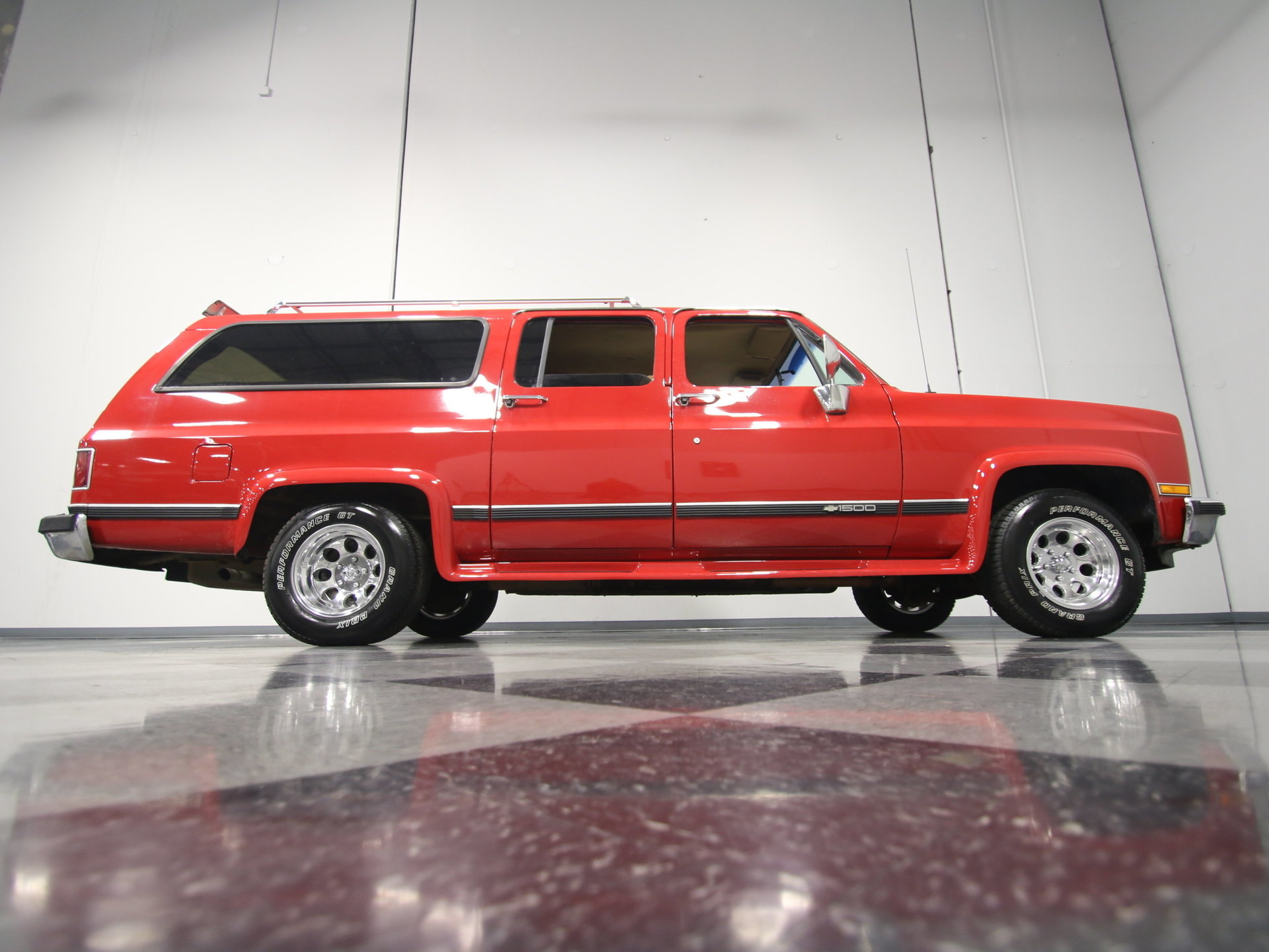 1985 Chevrolet Suburban Streetside Classics The Nations Trusted 1954 Chevy 4x4 Show More Photos
