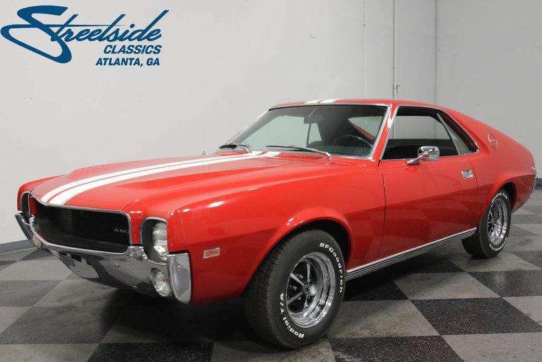 For Sale: 1968 AMC AMX