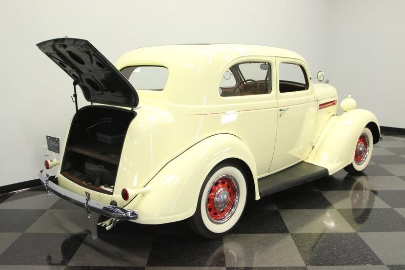 1936 plymouth 2 door touring sedan my classic garage for 1936 plymouth 2 door sedan