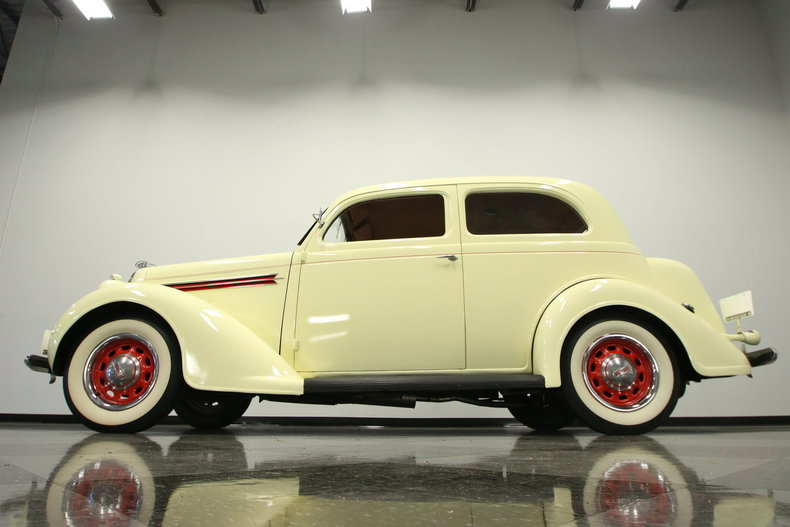 1936 plymouth 2 door touring sedan streetside classics for 1936 plymouth 4 door
