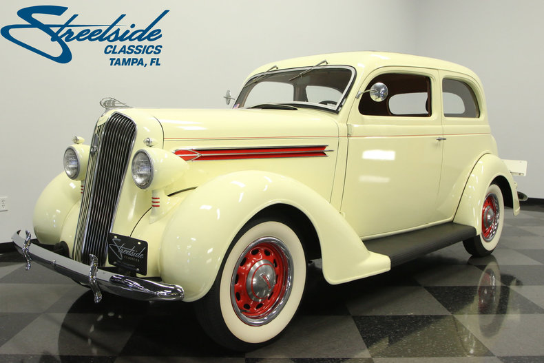 For Sale: 1936 Plymouth 2 Door Touring Sedan