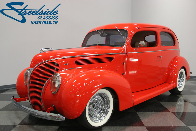 For Sale: 1938 Ford Deluxe