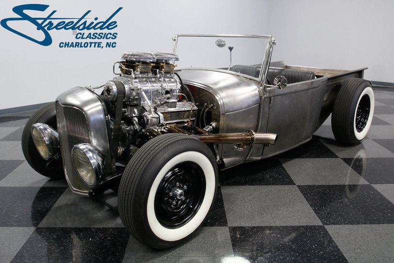 For Sale: 1929 Ford Roadster Pick-Up