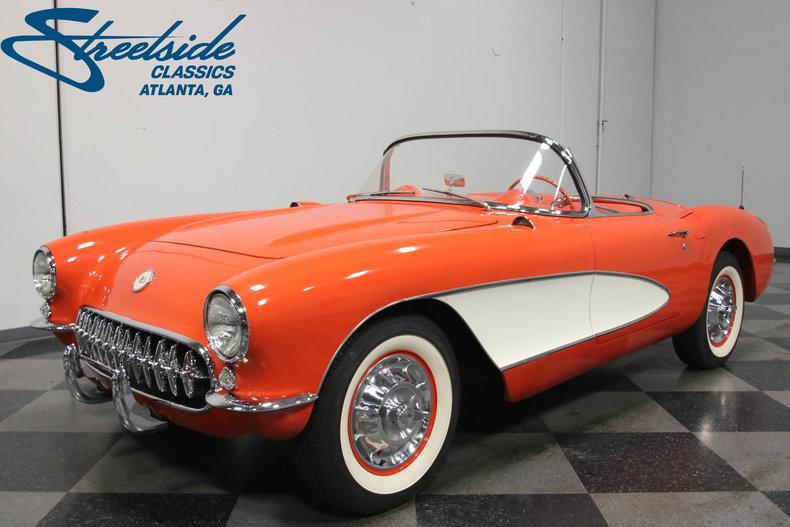 For Sale: 1956 Chevrolet Corvette