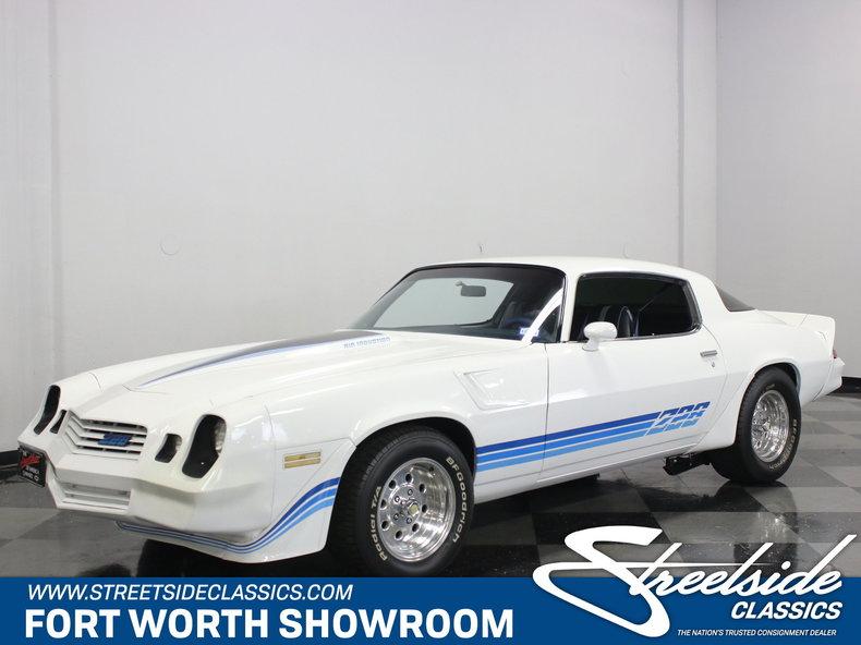 For Sale: 1981 Chevrolet Camaro