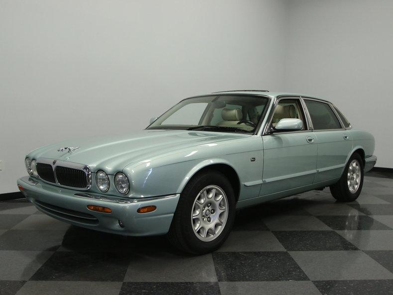 For Sale: 2003 Jaguar XJ8