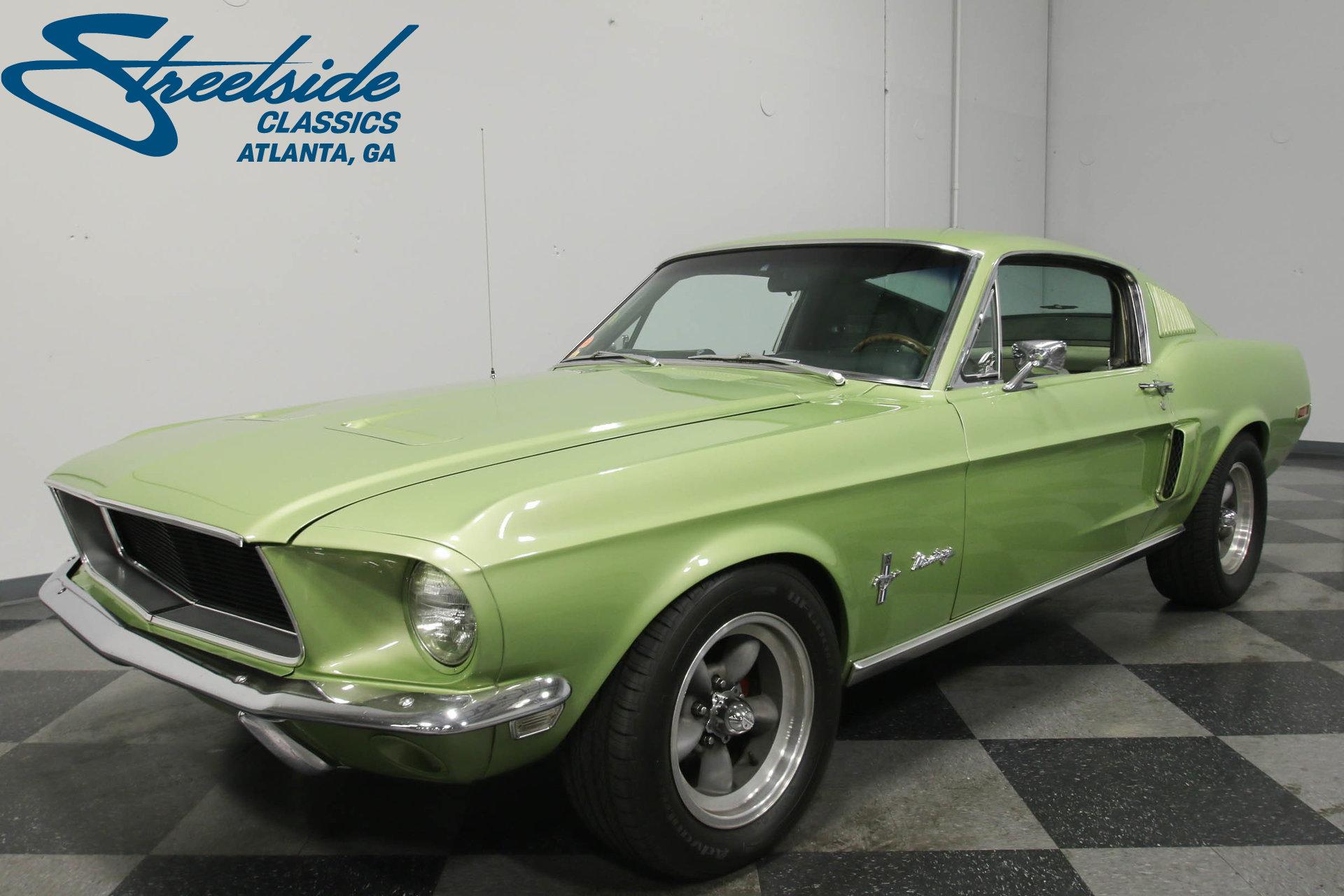 1968 Ford Mustang   eBay