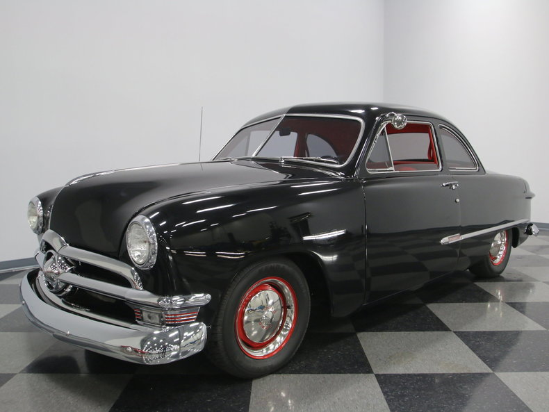 For Sale: 1950 Ford Custom