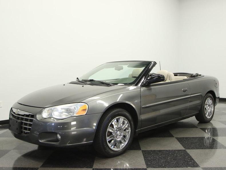 For Sale: 2004 Chrysler Sebring